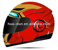 custom DOT approved full face motorcycle helmet HD-07B