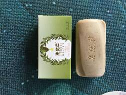 Essential oil soap with new design