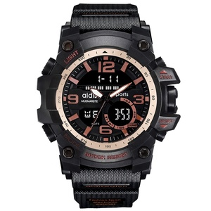 Eaby Best Running G Wristwatch Shock Watch Cool Men Black Movement Sports Men's Watch