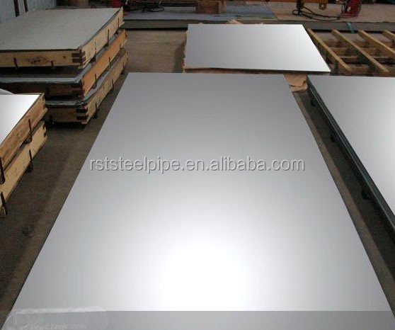 stainless steel sheets 2B BA finish 201 304 316 430 stock