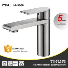 Tall Waterfall Spout Single Handle Bathroom Sink Vessel Faucet Basin Mixer Tap
