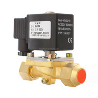 solenoid valve gas water heater