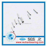 round ends bearing steel G2 needle rollers pins 1.5*15.8 bearing needle