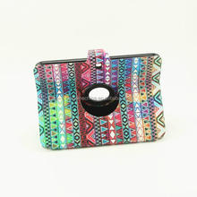 Aztec printed stand leather cover case for samsung galaxy tab 3 10.1 p5200
