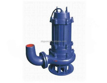 WQ submersible waste water pump/ sewage pumps/WQ Non Clogging Centrifugal Submersible Pump