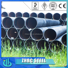 Carbon Steel Spiral Welded steel piling pipes