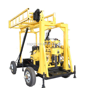 portable water drilling machine