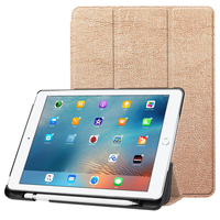 Joy Color Smart Slim Magnetic Leather Stand Case Cover For New Apple iPad 9.7 2018