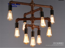 China gold supplier special robles pendant lamp
