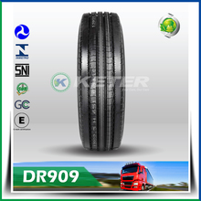 USA popular sizes radial tubeless truck tyre R24.5 11R24.5