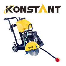 Konstant concrete cutter asphalt cutting floor saw