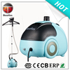 Easy use 1800w eco-friendly electrial garment steamer 1900ml for silk scarve