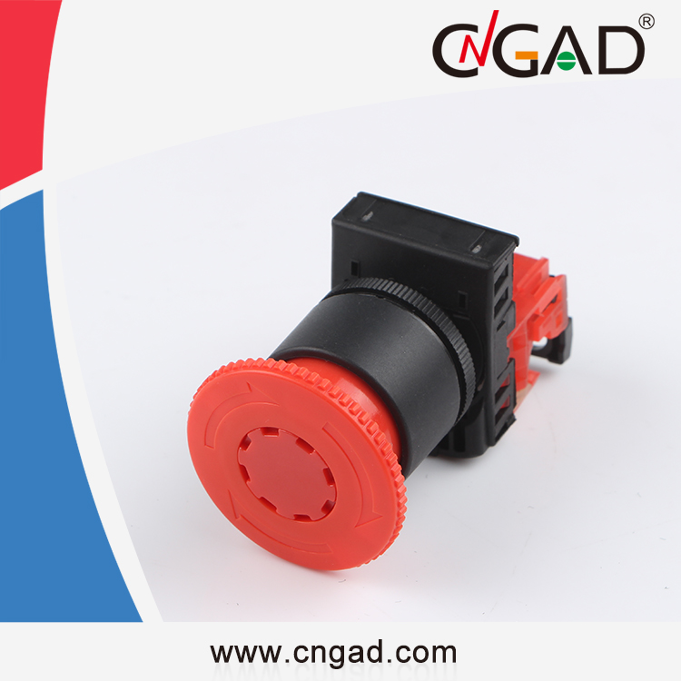 CNGAD AR22V2R 22mm push button switch