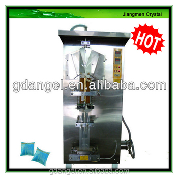 100ml- 500ml automatic water bag packaging machine