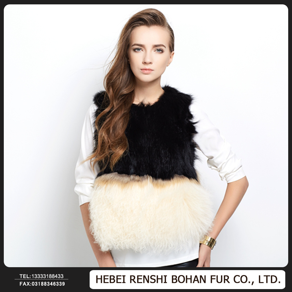 2016 Wholesale Fashion Mink Fur Coat,Faux Fur Coat,Fur Coat Woman