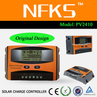 NFKS PV2410 PWM Solar System Charge Controller 10amps Hot Selling in Dubai