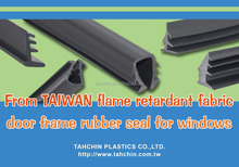 Factory manufacture high quality door and pvc window rubber seal gasket strip