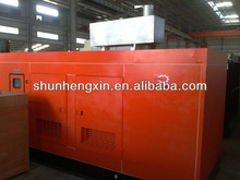 250kw/312.5kva Soundproof Diesel Generator Set Powered by Cummins Engine NTA855-G1B