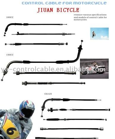 motorcycle Control Cable for motorcycle parts