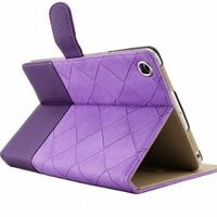Latest design good quality flip leather case for Ipad mini 2 China manufacturer