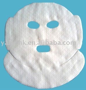 3D DIY Dry Nonwoven Cosmetic Mask Sheet
