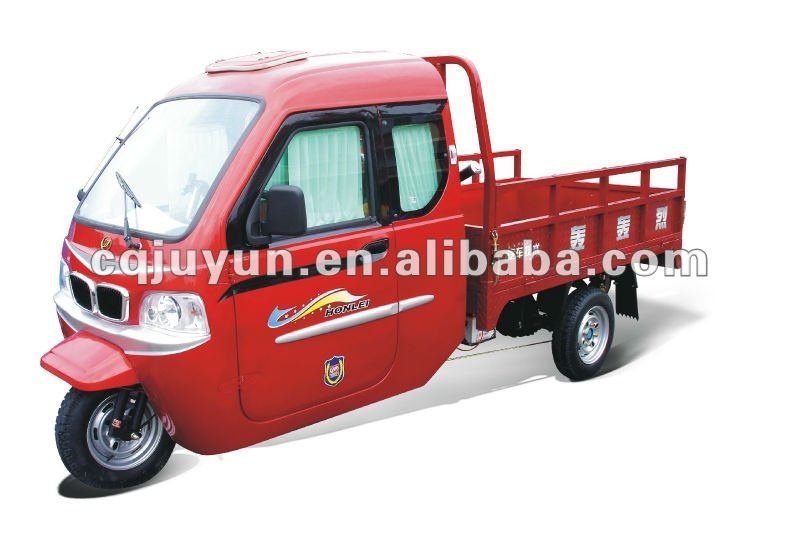 Tricycle with Cabin/Loading Cargo/hot sale Tricycle made in China HL200ZH-5B