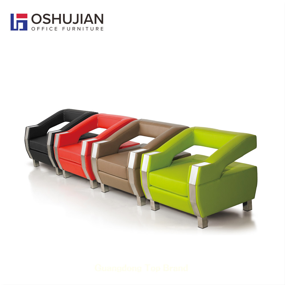 Promotion High Quality Office Furniture Fabric Sofa Pu Office Sofa