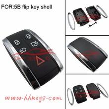 Topbest Jaguar X S Type Smart Key With 5 Buttons Remote Car Key Shell