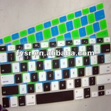 colorful silicone keyboard covers for toshiba laptops