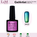 GelAritst Factory Price Fashionable Chameleon Gel Polish