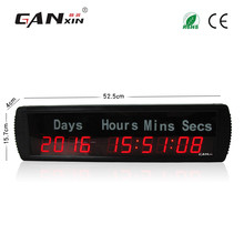 [Ganxin] 1.8'' Countdown Led Days Sports Timing Clock Digital Electrical Event Timer Clock