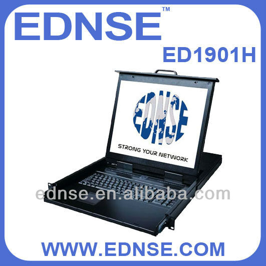 KVM EDNSE SERVER kvm ED1901H external graphics card for laptop