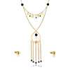 Cheap Price Cheap Gold Plated Indian African Beads Jewelry Set