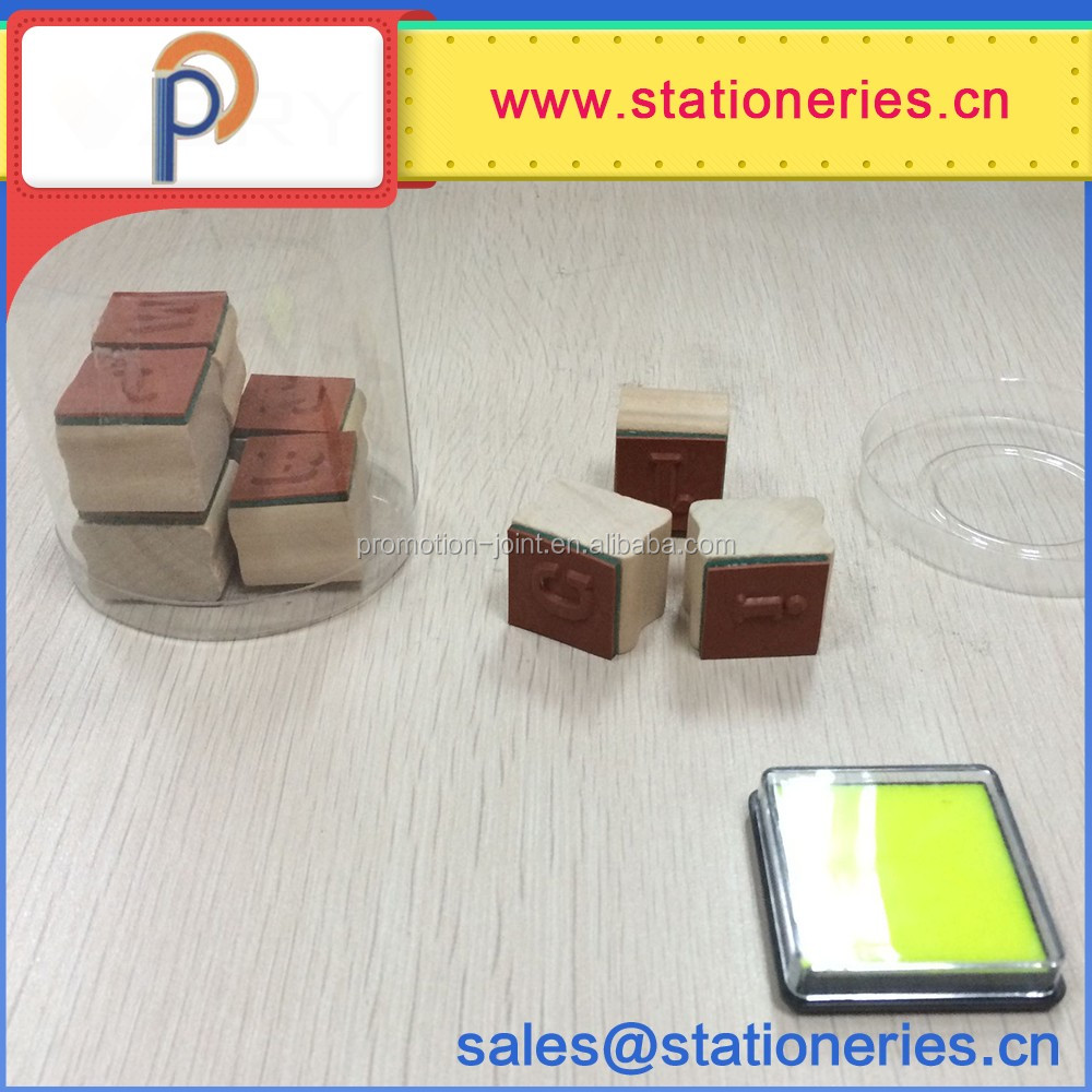 China supplier hot sale wood stamp for wholesale