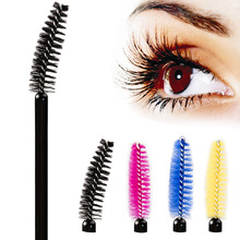 Cosmetic Eyelash Extension Disposable Mascara Wand Brush Wands Makeup Applicator Lash Make Up Tool