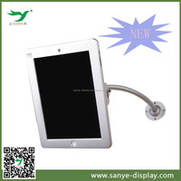 suit ipad 2 3 4 wall mounted secure tablet holder