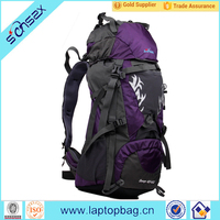Best selling colorful hiking backpack climbing travelling bag