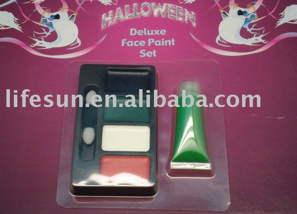 halloween face painting for parties