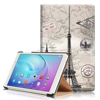 "Multi Design 3D Painting PU Leather Case for Huawei MediaPad M2 (10"") T2 Pro Youth Edition"