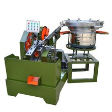Automatic Hgih Speed quality bolt thread rolling machine for screw and rivets