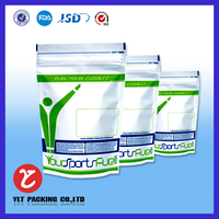 China plastic packing bags manufacturer high quality detergent washing laundry powder bag
