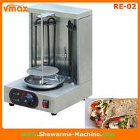 Beef Cooking Turkey electric rotary chicken grill machine