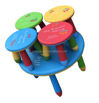kindergarten children plastic kids carton study chair