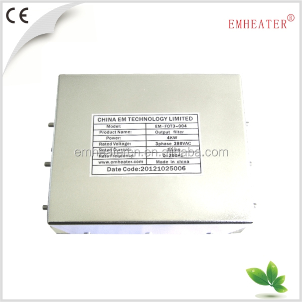 EMI AC Input filters effectively reduce electromagnetic interfere of inverter