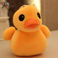 soft animal toy big yellow duck