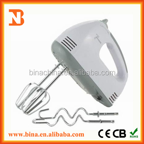 BN-H1032 Hand Mixer Egg Beater Home Electric Hand Mixer Plastic Hand Mixer