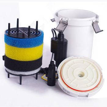 Sunsun wholesale uv external canister aquarium sponge for Pond filter sponge cheap