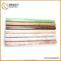 Wholesale Car Interior Decoration Wood Grain Self Adhesive PVC Vinyl Film