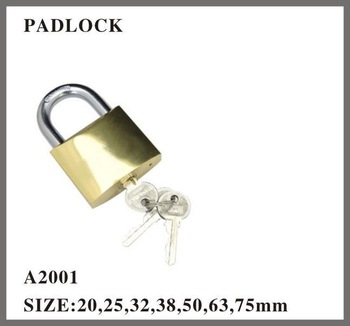 cheap small stainless steel keyed alike padlock