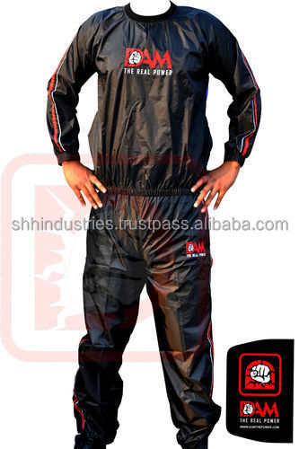 MMA Sauna Sweat Suit